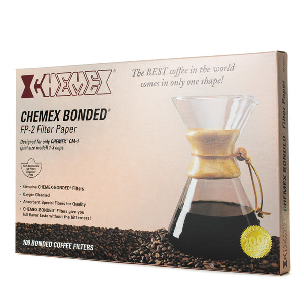 Chemex Coffee Filters - 3 Cup