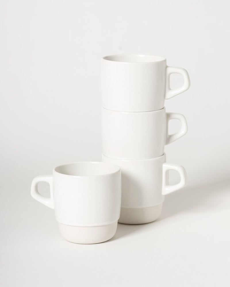 Kinto Stacking Mug - Terracotta