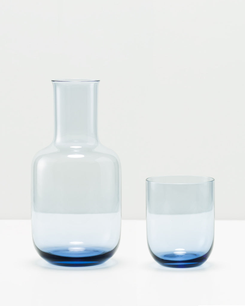 The Ultimate Bedsidepanion  This Thick Walled Carafe And Glass Set  Allows Your Liquid Contents To Stay Fresh Without Dust And Debris Settling  In