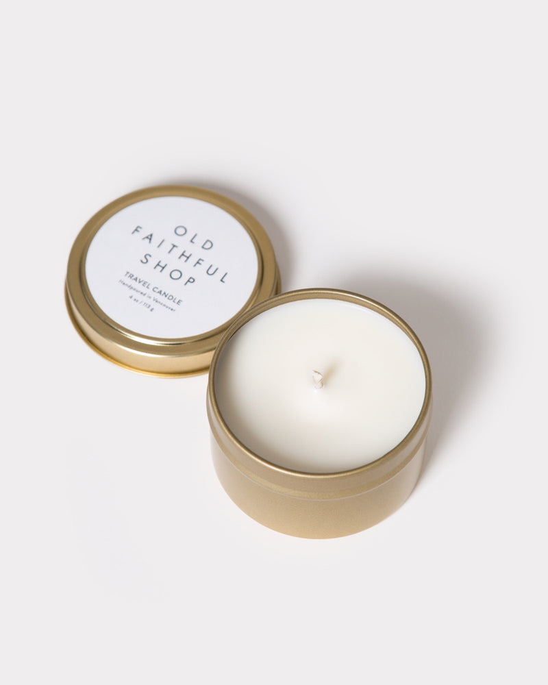 OFS. Travel Candle - Fig