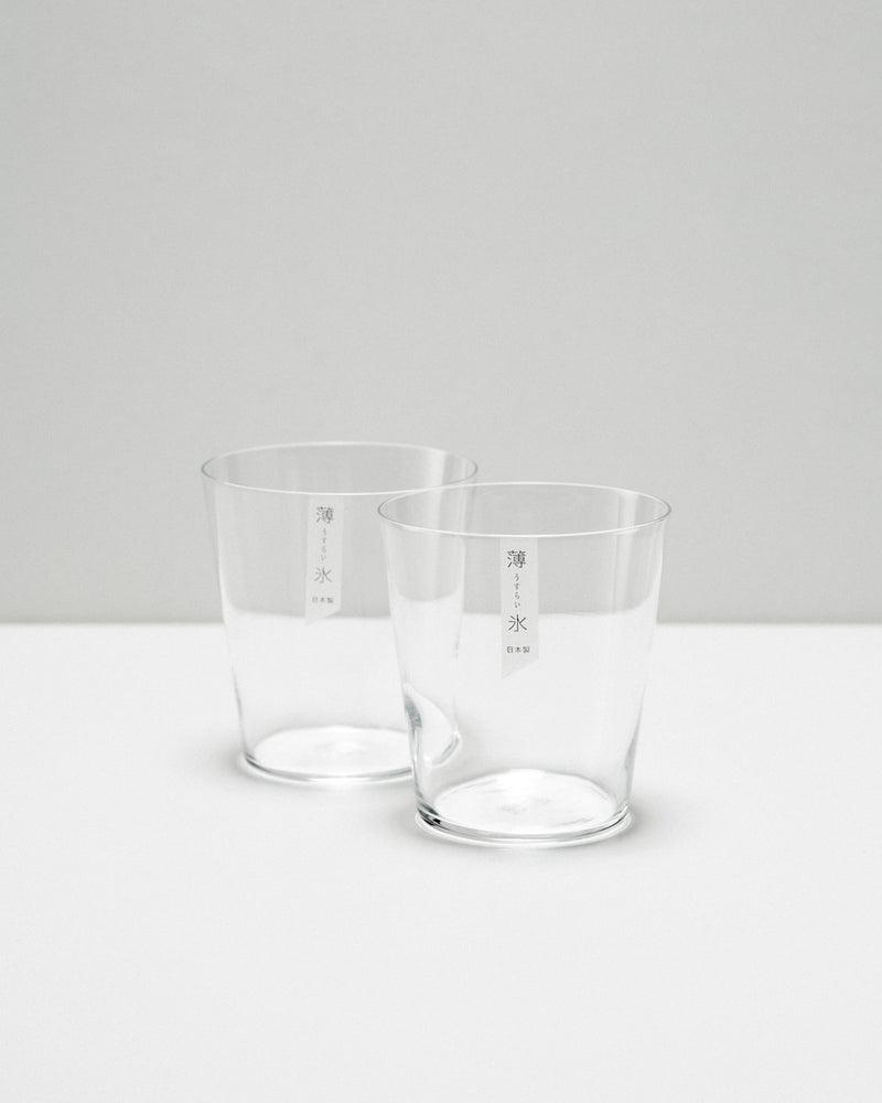 Usurai Rocks Glass Gift Set