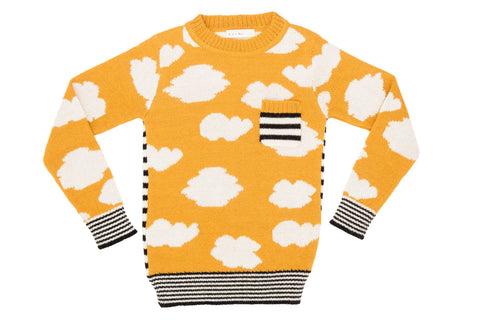 Cloud Sweater - Mustard