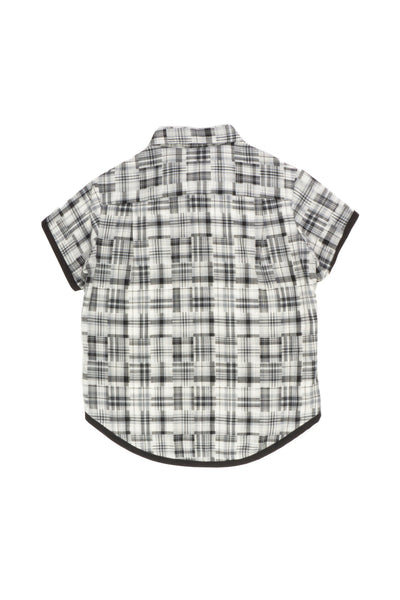 S/S Madras Check Shirt