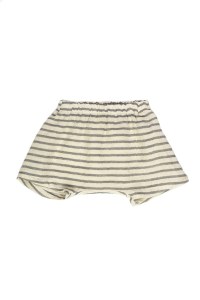 Stripe Drop Short