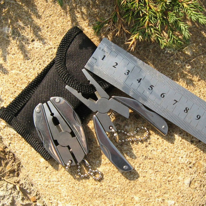 Pocket Multi-tool Stainless Steel Pliers, & More!