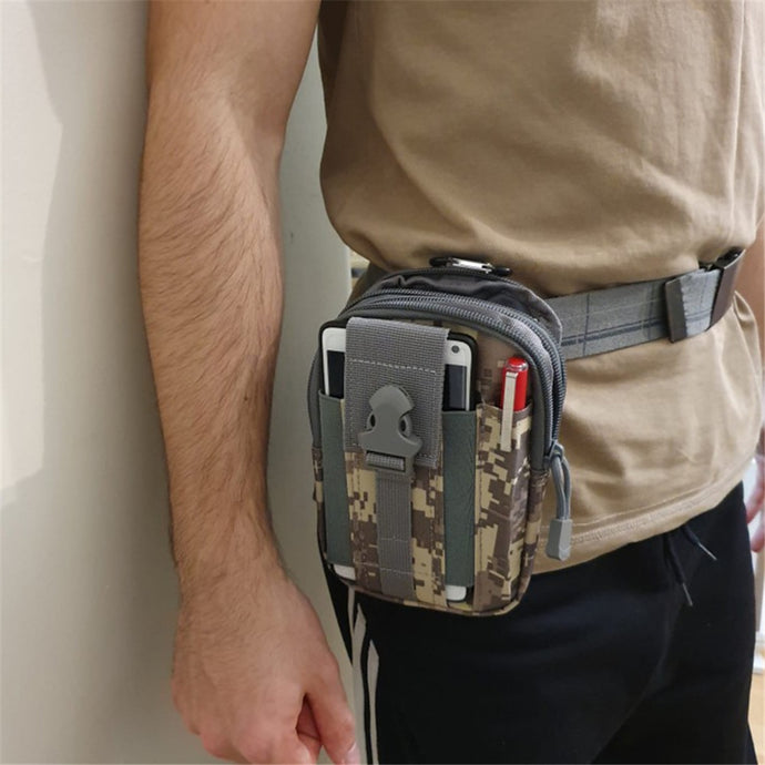 Hiking & Camping Essential Waist Pouch