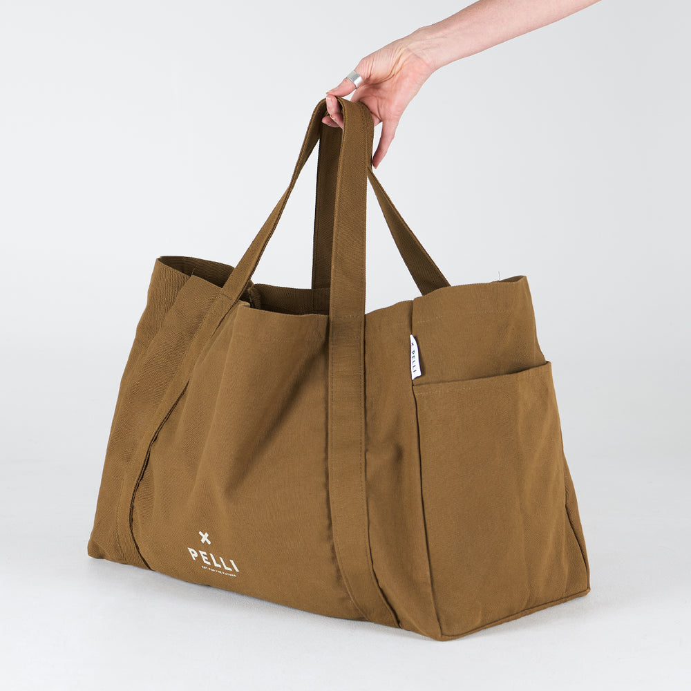 SECONDS 'Beachy Keen' Oversized Beach Bag