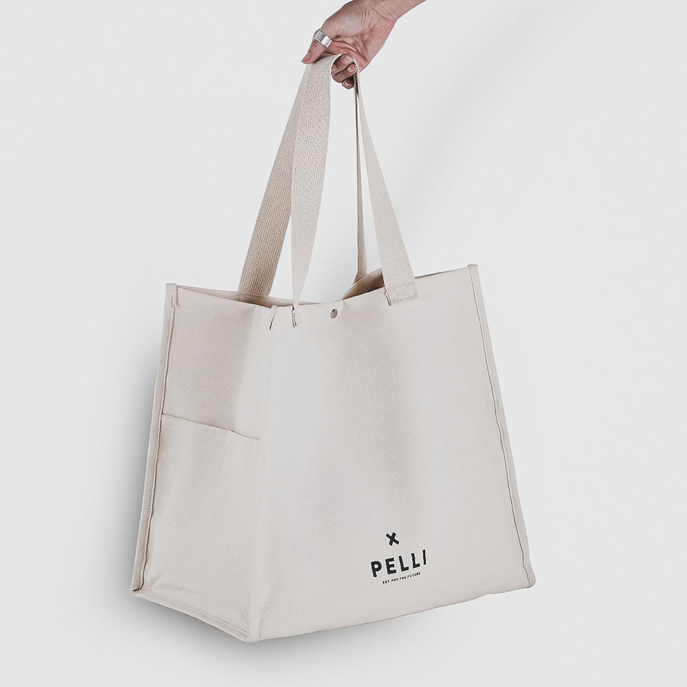 SECONDS - 'Think Big' Large Shopping Bag