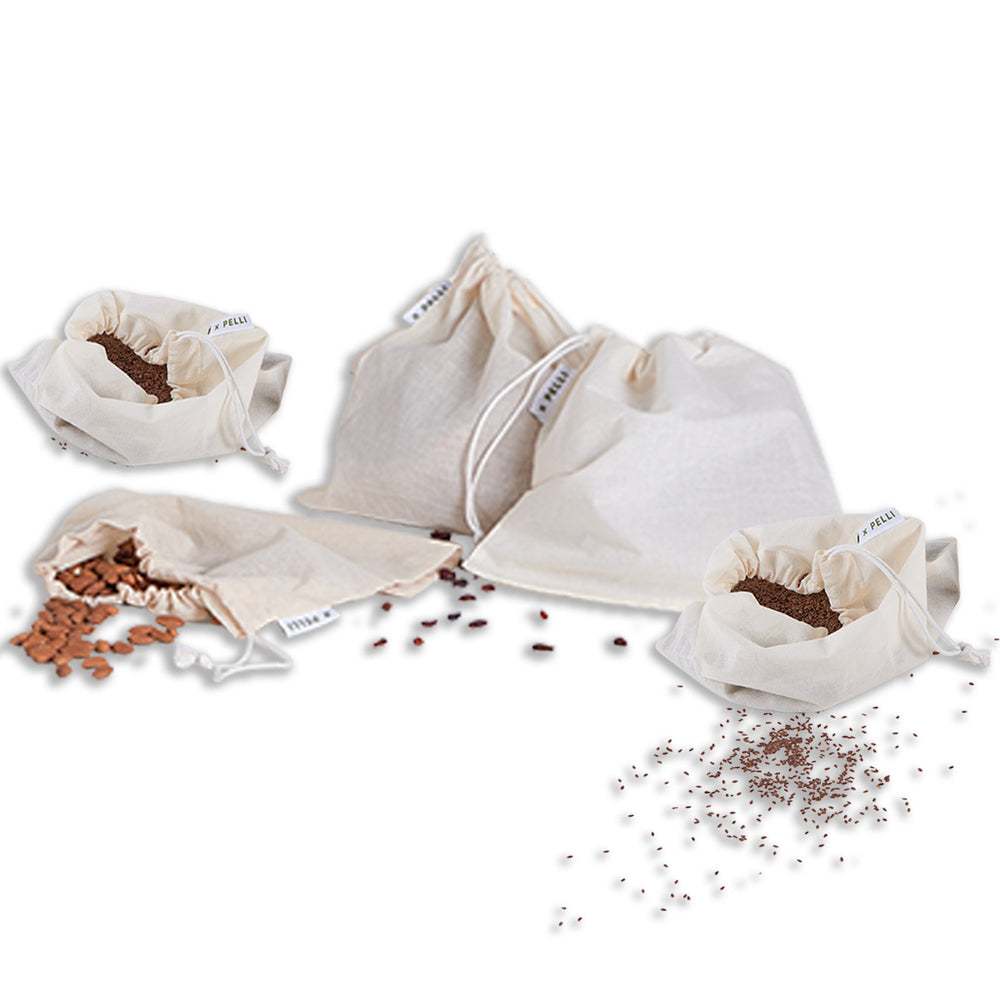 Scoop and Pour Bags - Pack of 5