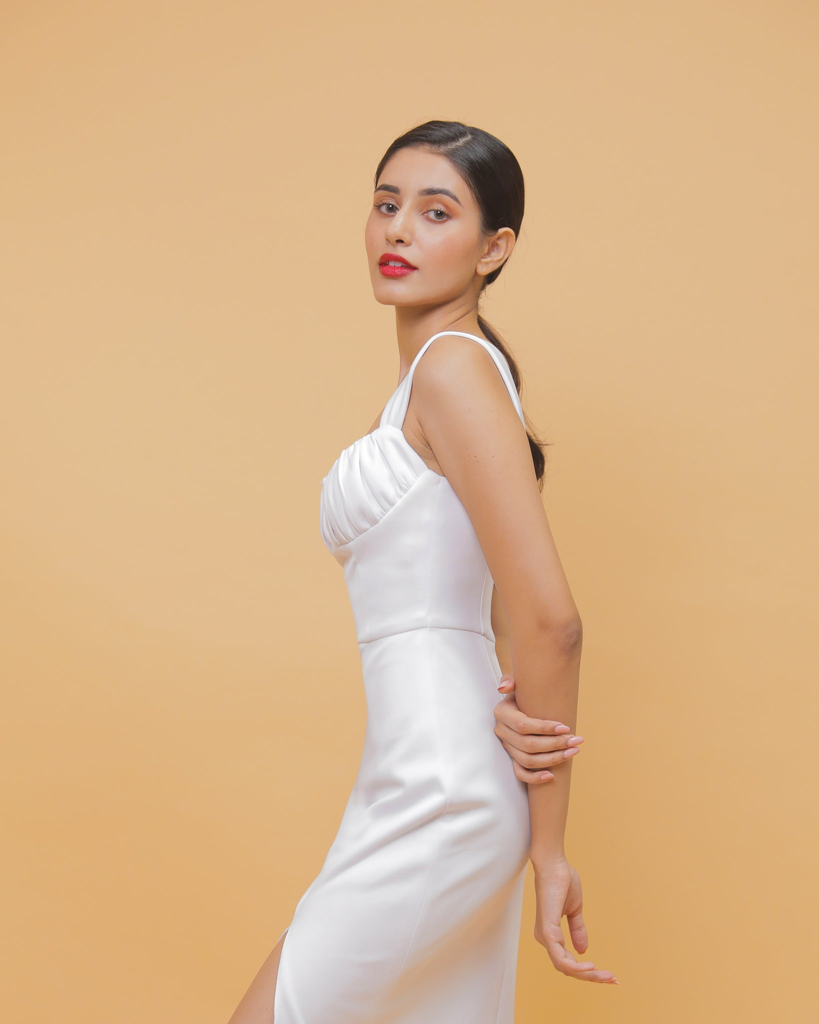 GISELLE in White: waste prevention