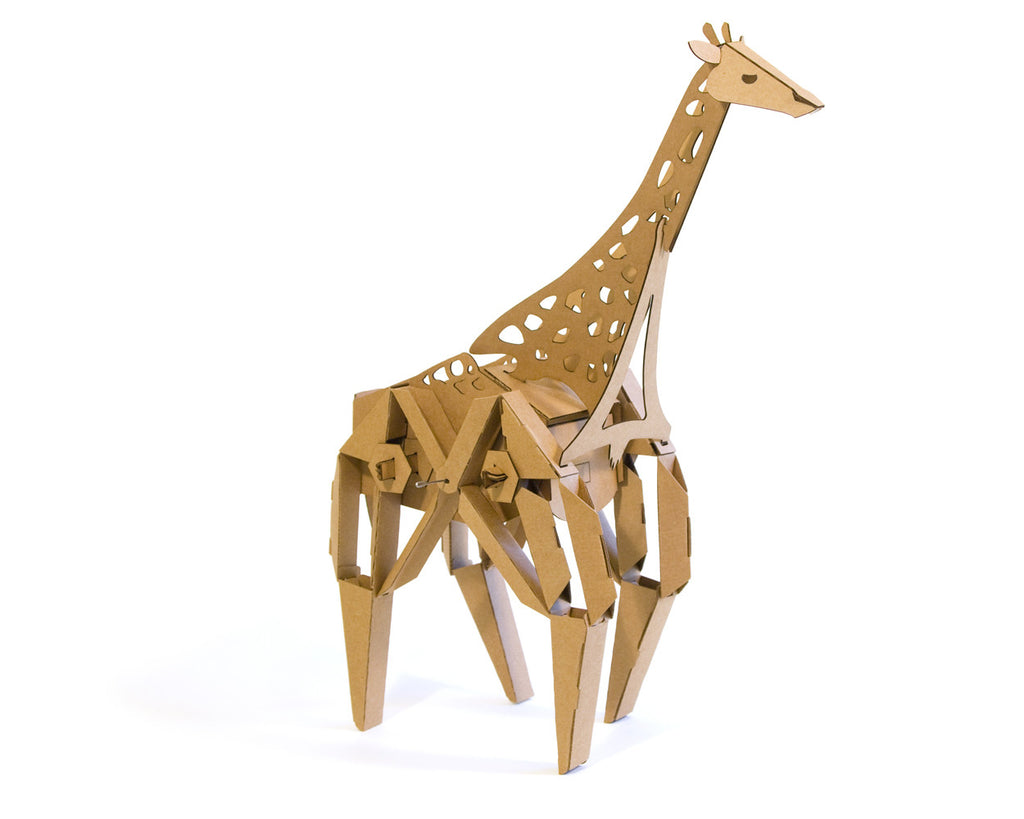geno the giraffe kinetic creatures
