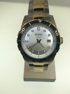 Bulova Men's 44mm Watch - Siddiqui Jewelers