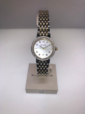 Bulova Women's Diamond Watch - Siddiqui Jewelers
