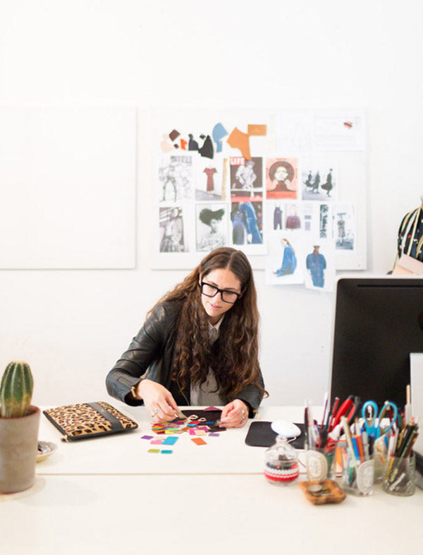 The Design Files Interview with Brenda Briand designer and director of Benah fashion brand dedicated to the creation of luxurious hand-finished handbags and accessories Online destination shop the latest signature karen walker leather goods
