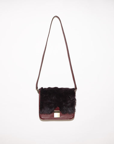KODI MINI | Claret Sheepskin