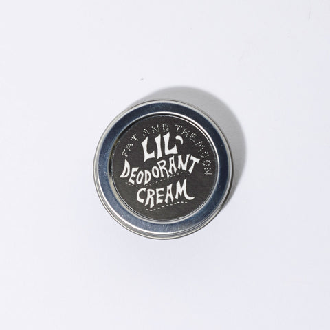 Little Deodorant Cream