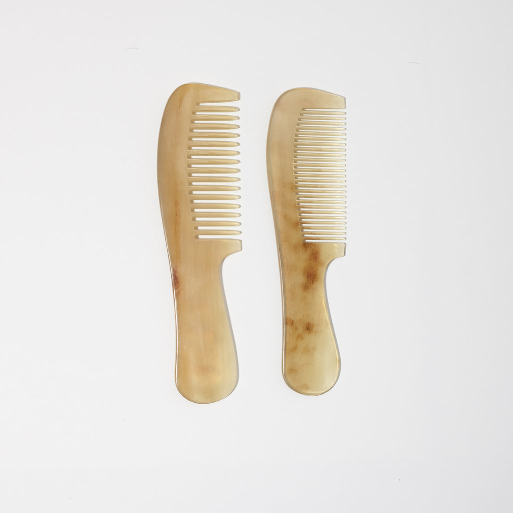 HORN COMB #1 | THICK HAIR