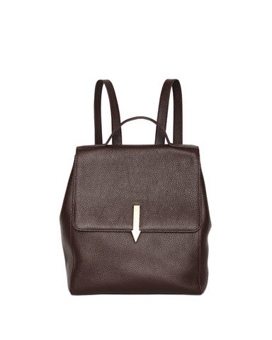 ARROW BACKPACK - OXBLOOD