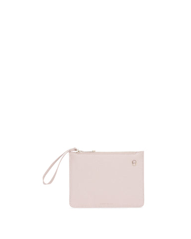 ARROW POUCH - CAMEO PINK