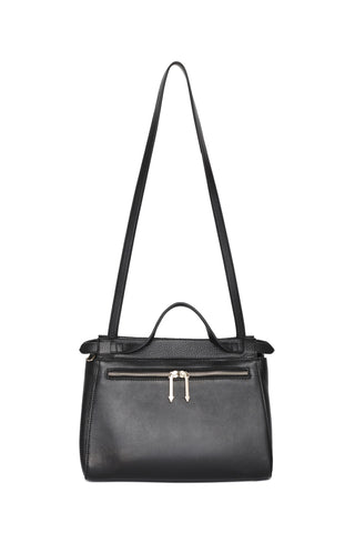 CHLOE SATCHEL - BLACK