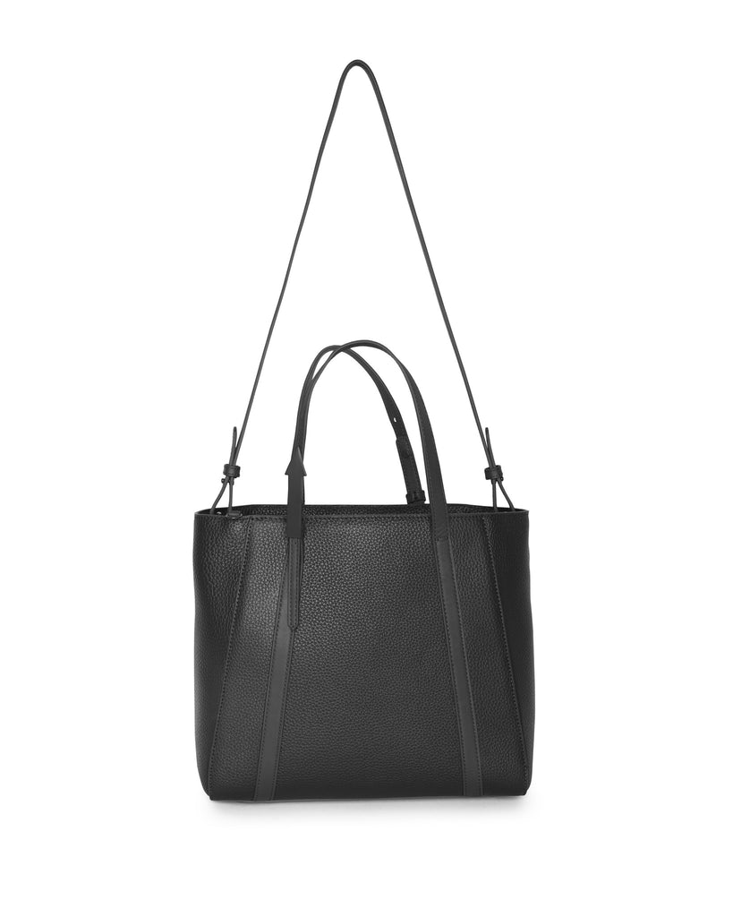 ARROW TOTE - MATTE BLACK