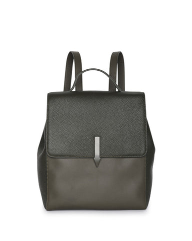 ARROW BACKPACK - MATTE KHAKI
