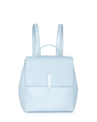 ARROW MINI BACKPACK - PALE BLUE