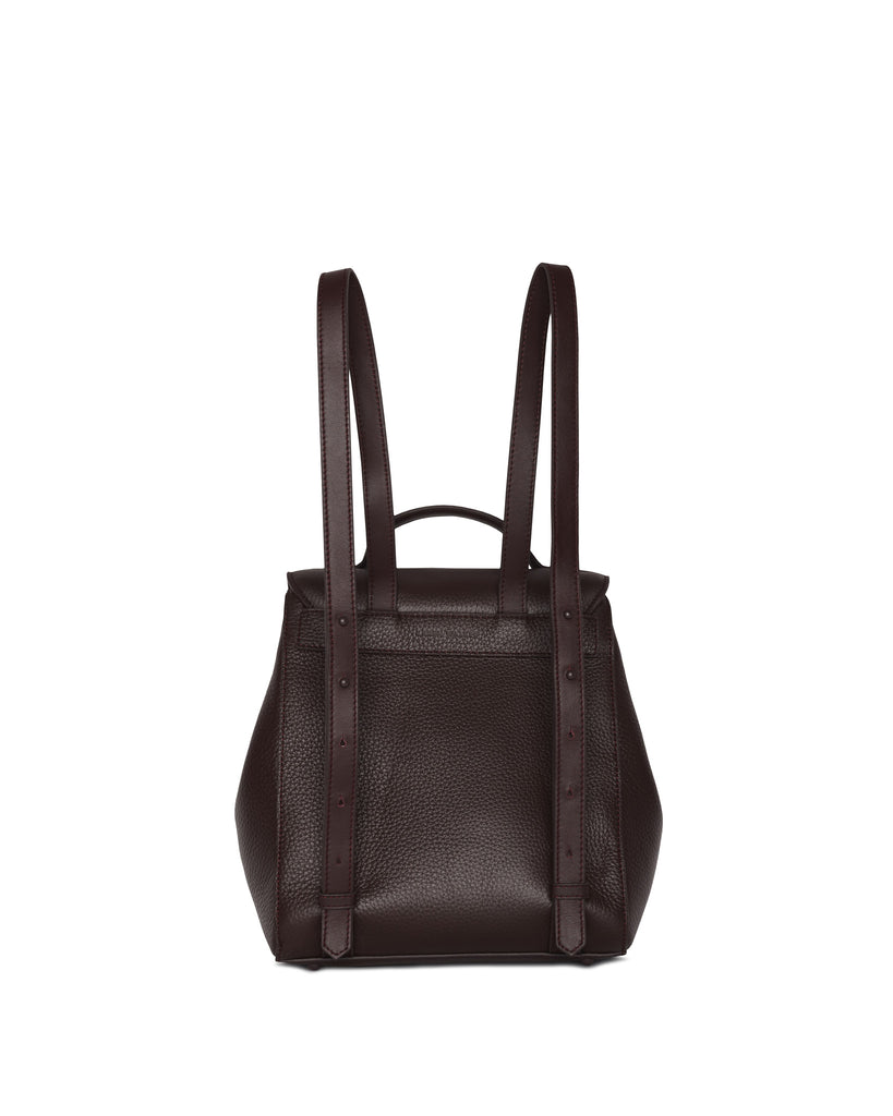 ARROW MINI BACKPACK - OXBLOOD