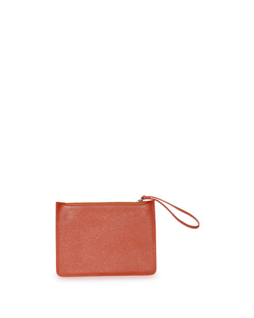 ARROW POUCH - SCARLET