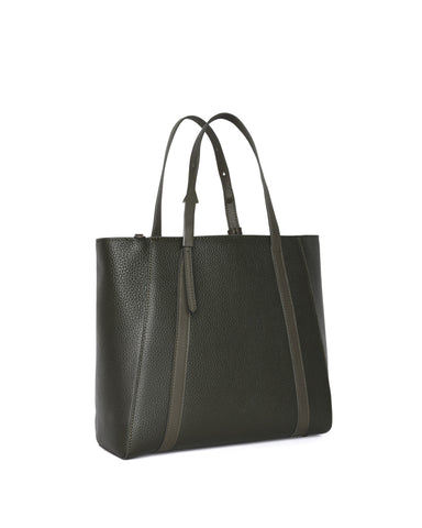 ARROW TOTE - MATTE KHAKI