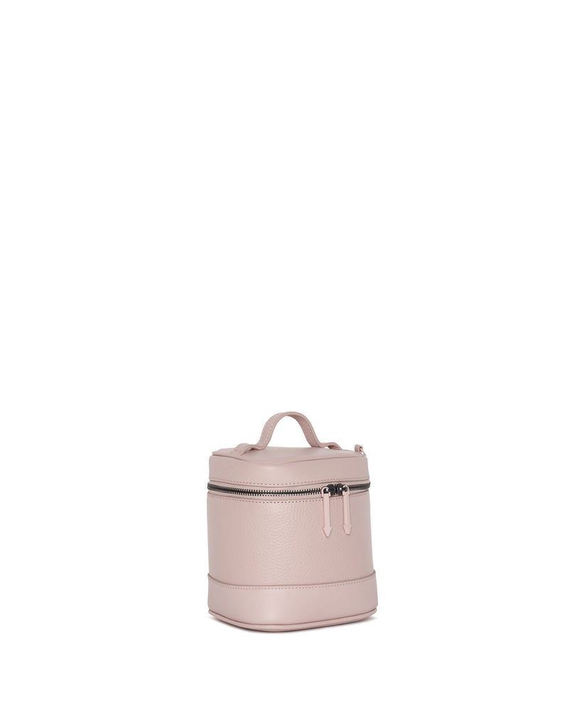 BRITT CROSS BODY - MATTE BLUSH