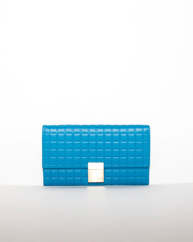 GEOMETRIC LOCK WALLET