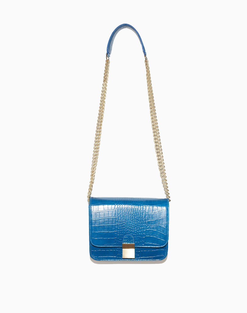 TARA MINI SHOULDER BAG WITH CHAIN STRAP