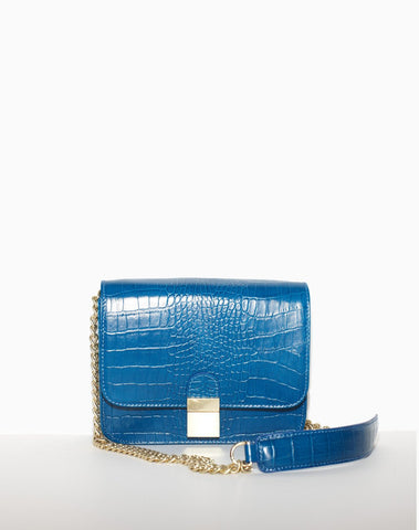 TARA MINI SHOULDER BAG WITH CHAIN STRAP-sample-sale