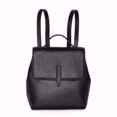 ARROW MINI BACKPACK - BLACK