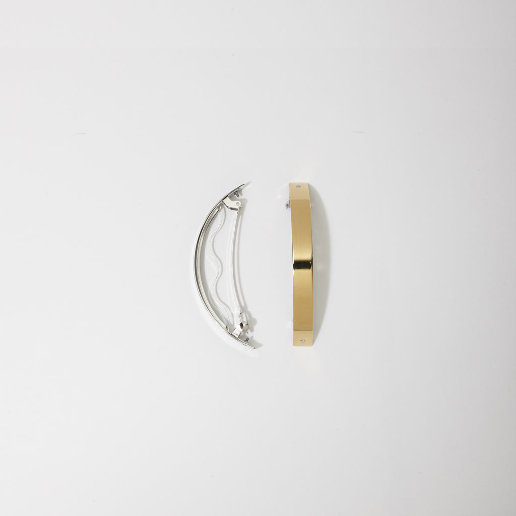 BARRETTE 54 | GOLD