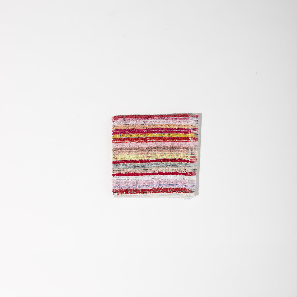 WOVEN COTTON FACE TOWEL