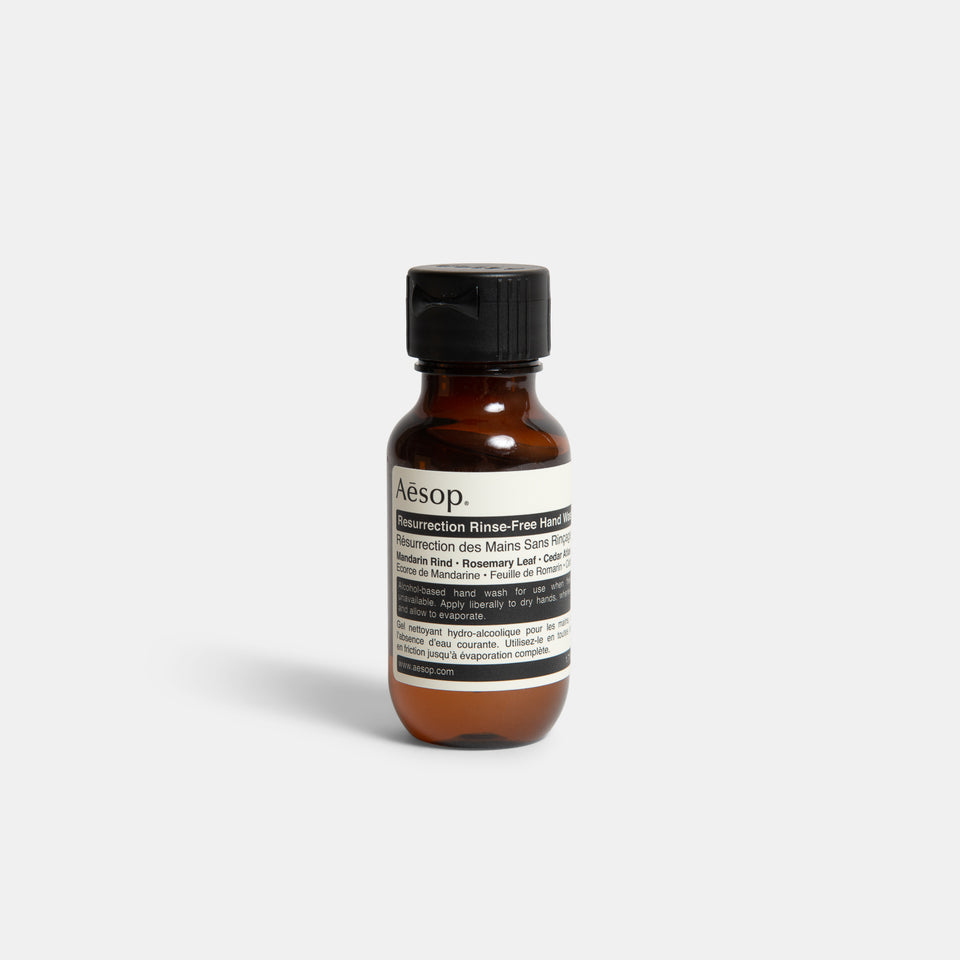 Aesop Resurrection Rinse-Free Hand Wash 1.7fl oz