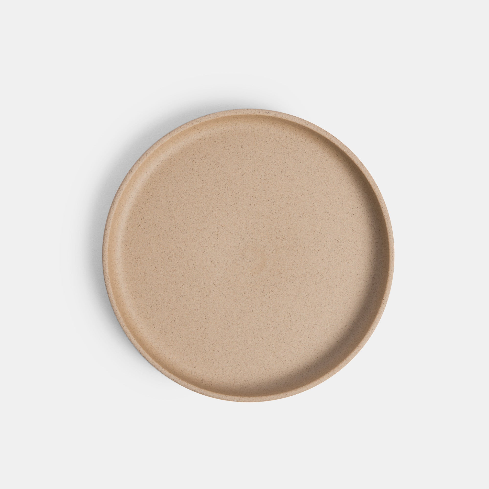 Hasami Porcelain Plate - Natural