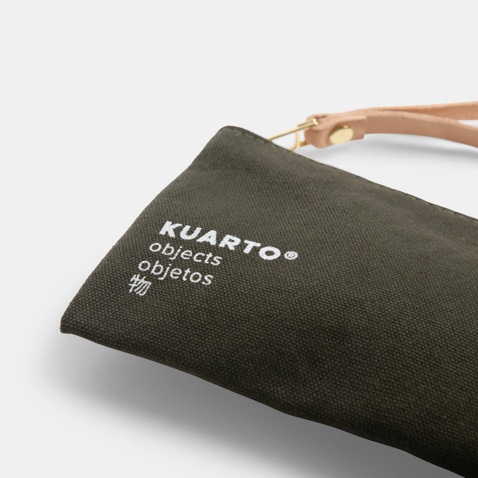 KUARTO Objects Zipper Pouch