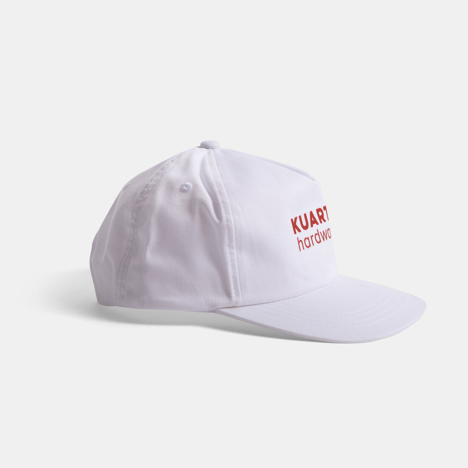 KUARTO Hardwares Hat White
