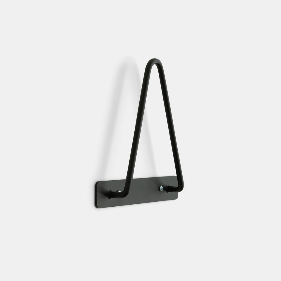 KUARTO Linea Wall Hook Black