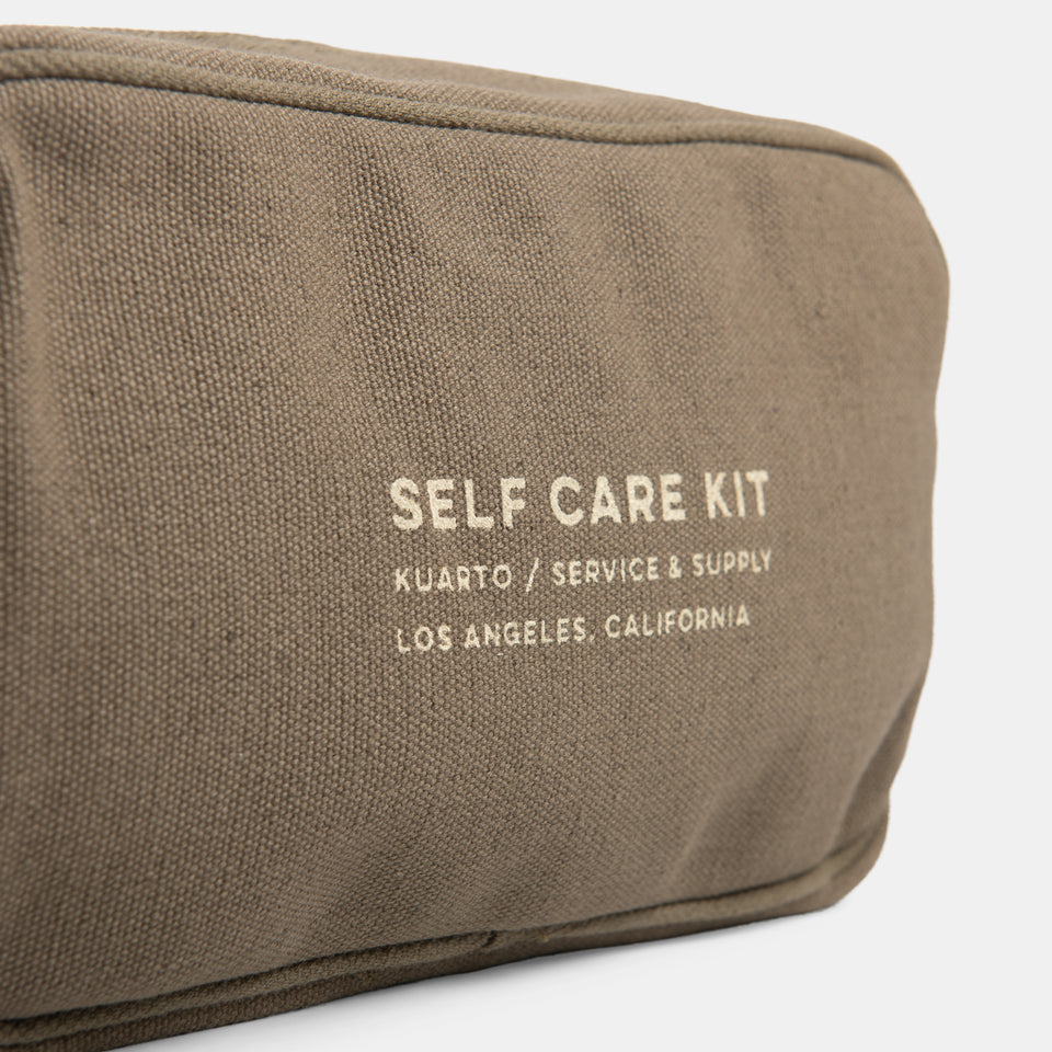KUARTO x Service & Supply Self Care Kit Bag