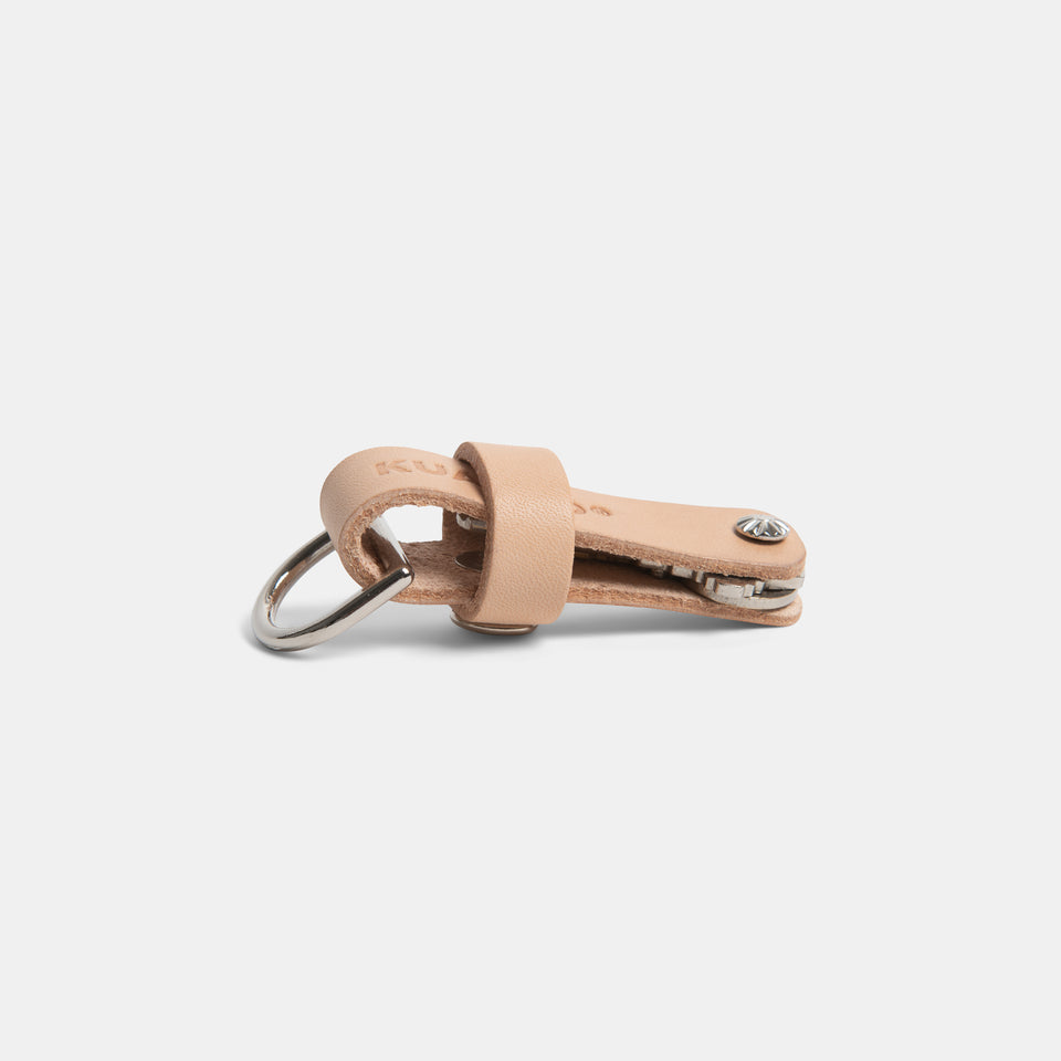 KUARTO Leather Wrap Key Holder