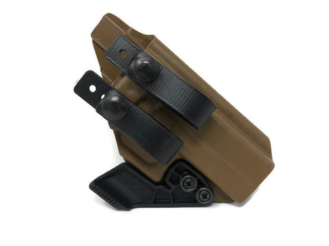 Bradford Tactical Holsters Looped Series IWB Kydex Holster