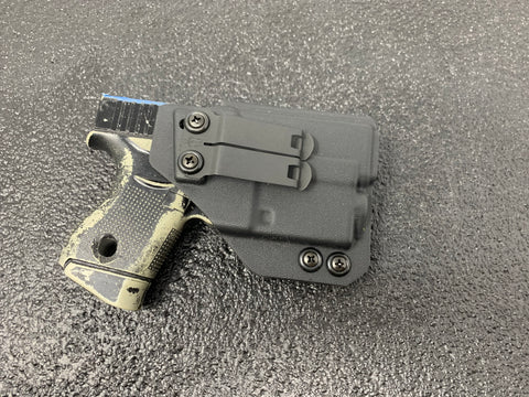 Glock 43/43x With Streamlight TLR-6
