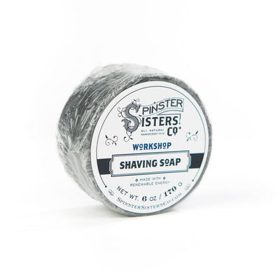 Workshop Shaving Soap