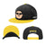 Psy Face Yellow - Unisex Yellow Snapback Hat