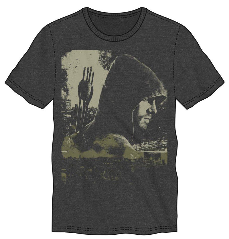 The Green Arrow Graphic T-Shirt Tee Shirt for Men