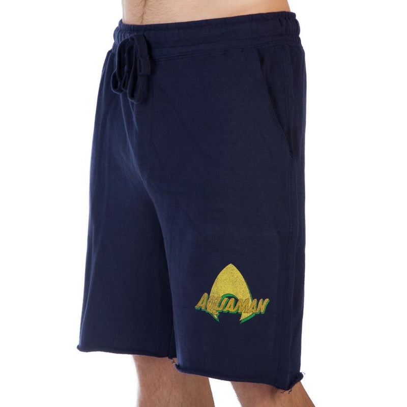 Aquaman Shorts DC Comics Apparel Justice League Shorts DC Comics Shorts